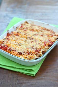 Nice and fast: Wraps uit de oven - Dutch Recipes, Oven Recipes, Cooking Recipes, Dinner Recipes, Tortilla Vegan, Tortilla Wraps, Pasta Pizza, Mexican Food Recipes, Vegetarian Recipes
