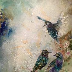 Katy Jade Dobson / Oil Painting♥♥