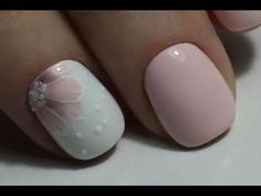 (20) Top 10 Amazing manicure ideas✔Spring Nail Art Trends & Ideas - YouTube