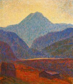 Benvenuto Benvenuti (Livorno, October 5, 1881 - Livorno, 1959) was an Italian painter, mainly of landscapes. He first trained under Lorenzo Cecchi at the School of Arts and Crafts of Livorno. He was influenced by the Macchiaioli landscape painter, Adolfo Tommasi, who became his close friend. Benvenuto began exhibiting as a 15 year old in 1896. During the next decade, he was able to meet or be influenced by Lloyd, Fattori and Signorini. In 1900 he begins to experiment with Divisionism…