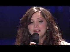 Perhaps my favorite rendition of Somewhere Over The Rainbow - Katharine McPhee, American Idol Season 5