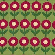 Flower-Pop-Green (bij Juffertje Uil)