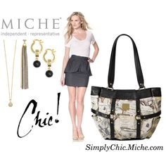 """""""Miche Demi Gina"""" by miche-kat on Polyvore http://www.simplychicforyou.com/"""