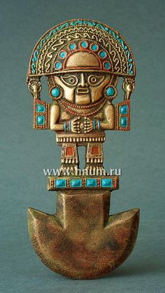 НОЖ ТУМИ рельефная репродукция Historical Artifacts, Ancient Artifacts, Inca Art, Peruvian Art, Inca Empire, Inca Tattoo, Font Art, Art Articles, Aztec Art