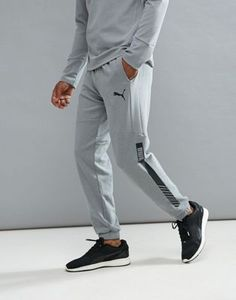 Shop the latest Puma Running Future Tech Fleece Joggers In Gray 59247803 trends with ASOS! Track Pants Mens, Mens Jogger Pants, Mens Sweatpants, Fleece Joggers, Sport Pants, Running Shorts Outfit, Best Running Shorts, Running Wear, Puma Outfit