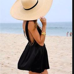 Beach, summer chic