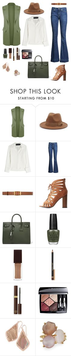 """""""Untitled #543"""" by ladyasdis ❤ liked on Polyvore featuring WearAll, Brandon Maxwell, Dondup, STELLA McCARTNEY, Delicious, Yves Saint Laurent, OPI, Jane Iredale, Tom Ford and Christian Dior"""