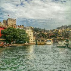 Göksu River in Istanbul