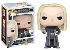 F.Y.E. - Funko Harry Potter, EXCLUSIVE LUCIUS MALFOY HOLDING PROPHECY