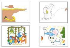 """Pour travailler sur les jours de la semaine avec ma classe de Grande Section en milieu bilingue, nous avons travaillé sur le livre """"Viens jouer avec moi petite souris. Voilà un jeu de loto que nous avons utilisé en séance de langage: Pour les enfants..."""