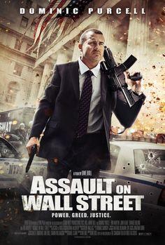 Asalto en Wall Street (2013) | Cartelera de Noticias