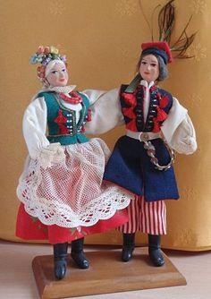 costume cracovien devenu symbole de toute la Pologne
