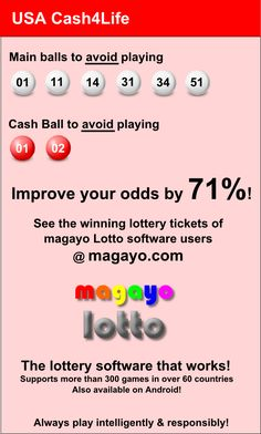Win Lottery: Lottery Dominator - Improve your odds by in winning USA Powerball - I could not believe I was being called a liar on live TV right after hitting my lottery jackpot! How to Win the Lottery Winning Powerball, Lotto Winning Numbers, Lotto Numbers, Lottery Winner, Winning The Lottery, Lottery Pick, Lottery Games, Lottery Tickets, Play Lottery
