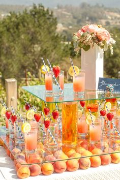 Get inspired by the vibrant colors and summertime vibes in this California wedding captured by Mike Larson Private Estate Wedding Photographer. Party Drinks Alcohol, Alcohol Drink Recipes, Wedding Catering, Wedding Reception, Reception Food, Wedding Menu, Reception Ideas, Fall Wedding, Wedding Ideas