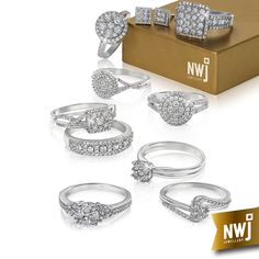 Take into account rocks whenever you get expensive jewelry. Wedding Ring Styles, Wedding Rings, Expensive Jewelry, Salt And Water, Precious Moments, Fashion Rings, Decorative Boxes, Place Card Holders, Brochures