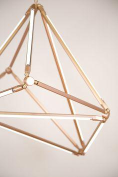 Illuminating Geometry: The Lighting Designs Of Bec Brittain   http://www.yatzer.com/bec-brittain-design