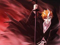 Bleach Ichigo hollow demon form