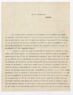 Descripción de la primera expedición botánica a Marruecos que Pius Font Quer organizó desde  Barcelona, 29 de enero de 1927. http://aleph.csic.es/F?func=find-c&ccl_term=SYS%3D000032841&local_base=ARCHIVOS (AIBB)