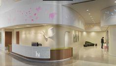 Randall Childrens Hospital Architect: ZGF