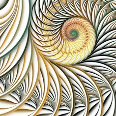 Slinky by *Pharmagician on deviantART. Fractal Art Zenspiration