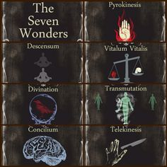 seven wonders ahs - Google претрага
