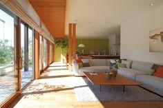 Japanese Modern House, Japanese Living Rooms, Japanese Home Design, Japanese Interior, Interior Exterior, Interior Architecture, Interior Design, Bedroom Minimalist, Minimalist House