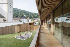 Bolzano: Kindergarten Valdaora di Sotto dello studio feld 72