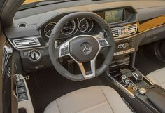 Test Drive: 2014 MB E63 AMG S-Model Wagon - Cool Hunting