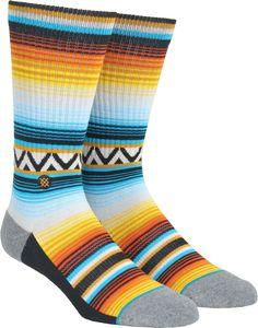 Stance Men's Entitlement Socks - Orange