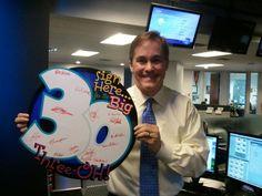 Mike Seidel celebrates #30yearsofTWC