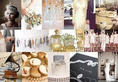 1930s Wedding Theme Google Search Great Gatsby 1920s