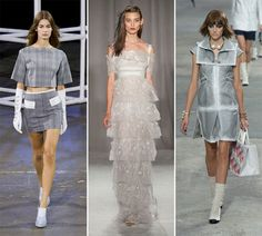 Spring/ Summer 2014 Color Trends - Paloma Gray  #colortrends #fashion