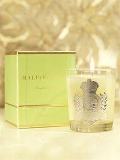 The Ralph Lauren Jamaica candle