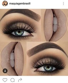 Hottest Eye Makeup Looks – Makeup Trends Gorgeous! Gold and Brown Glittery Style with False Lashes. 10 Hottest Eye Makeup Looks – Makeup TrendsGorgeous! Gold and Brown Glittery Style with False Lashes. 10 Hottest Eye Makeup Looks – Makeup Trends Makeup Trends, Makeup Inspo, Makeup Inspiration, Makeup Ideas, Makeup Tutorials, Makeup Kit, Prom Makeup, Style Inspiration, Girls Makeup