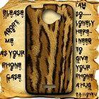 Leopard Animal Print 2 HTC One X Case Full Wrap #HTCOne #HTCOneX #PhoneCase #HTCOneCase #HTCOneXCase