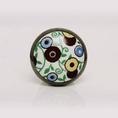 ceramic riley knob by trinca-ferro | notonthehighstreet.com
