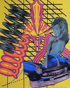 james rosenquist pop art - Google Search