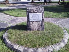 Richmond Monuments ‏@RVAStatues 11 Nov 2015 Marker for Navy Yard of the Confederate States in Shockoe Bottom #RVA