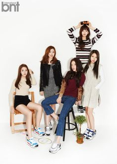 bnt international | Berry Good 베리굿 (November 2015)