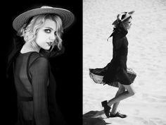 Mega Gouveia for Ford Models /  Art Direction & Styling: Kelly Framel / Photography: Jamie Beck & Kevin Burg / Makeup: Ana Sicat / Hair: Isabelle Arnone / Location: The Surf Lodge, Montauk