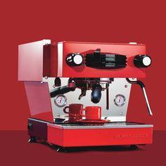 Crazy about coffee? You're gonna want to invest in a La Marzocco, the best espresso machine on the market.