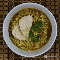 #2052: Indomie Pop Mie Mi Instan Cup Rasa Ayam - The Ramen Rater reviews this chicken instant noodle from Indonesia