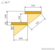 Cálculo da escada de rotação                              …