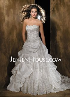 Wedding Dresses - $157.69 - Wedding Dresses (002012036) http://jenjenhouse.com/Wedding-Dresses-002012036-g12036