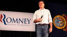 58. #prezpix #prezpixmr election 2012 Mitt Romney CNN 3/2/12 Getty Images