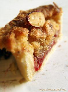 A Cozinha Coletiva: Bakewell Tartelettes