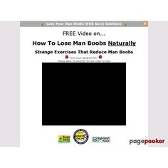 How To Lose Man Boobs Naturally  #BikeRiding #EatHealthyQuotes #Exercise #GetOutAndRun #Health #HealthyMeals #HealthyRecipes #LiveLonger #LoseWeight #LoseWeightInAWeek #WeightLoss http://ift.tt/2sSVA5x