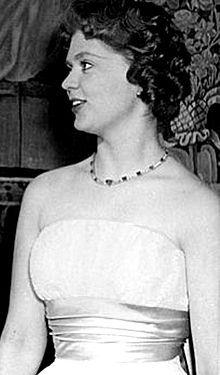 Birgitta of Sweden (Born 1937). Daughter of Prince Gustaf Adolf and Sibylla of Saxe-Coburg-Gotha. She married Prince Johann Georg of Hohenzollern and had three children.
