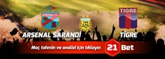 Arsenal Sarandi - Atletico Tigre Iddaa Analizi #iddaa #tahmin