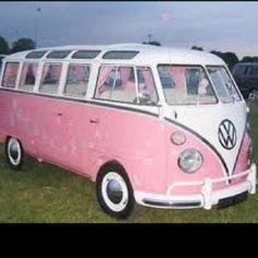 Pink Beattle